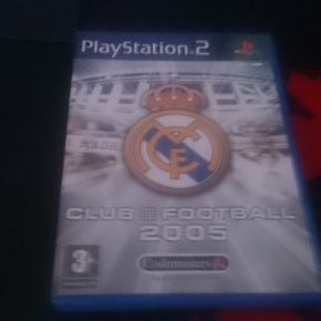 Real Madrid Club Football 2005