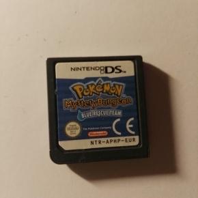 Pokémon Mundo Misterioso (Equipo de rescate azul)