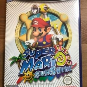 Super Mario Sunshine GC