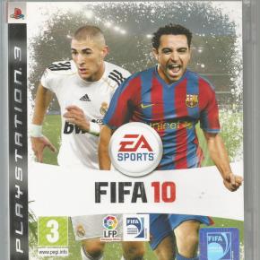 Fifa 10 (PAL)-