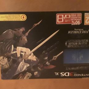 Nintendo 3DS XL edición Coleccionista Fire Emblem Awakening