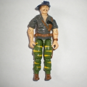 GI JOE RECONDO TIGER FORCE GIJOE 1988