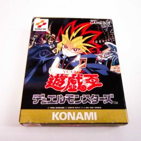 Yu-Gi-Oh Duel Monsters Game Boy