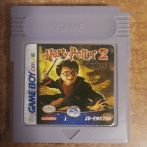 Harry Potter 2-Game boy color