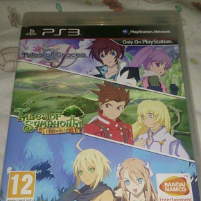 Tales of Graces + Tales of Symphonia Chronicles