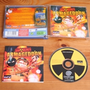 Worms Armageddon Pal esp