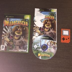 JUEGO MADAGASCAR MICROSOFT XBOX