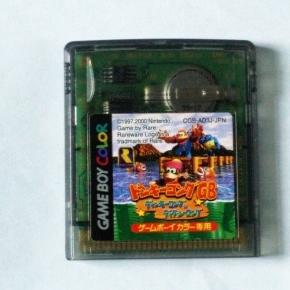 GAMEBOY DONKEY KONG LAND III 3 GAME BOY COLOR EXCLUSIVO DE JAPON