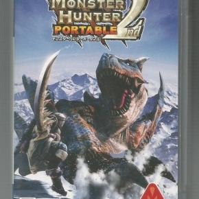 Monster Hunter Portable 2nd (JAP)*