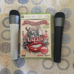 Lips + Microfonos xbox 360
