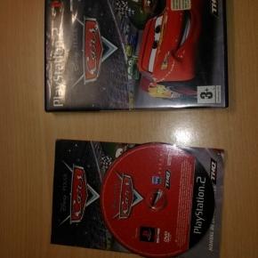DISNEY PIXAR CARS PlayStation 2