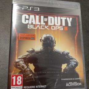 Call of Duty Black OPS III (3 PAL ESP PS3 Nuevo