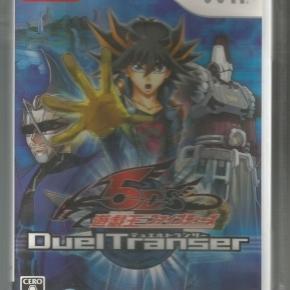 Yu-Gi-Oh! 5 D's Duel Transer (JAP)