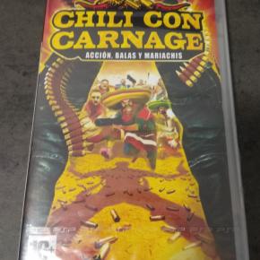 Chili con Carnage PAL ESP Nuevo!