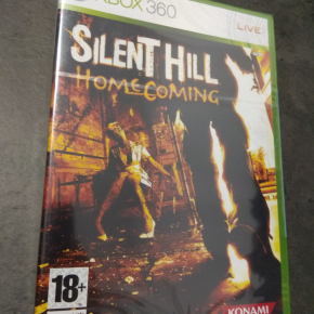 Silent Hill Homecoming PAL ESP Nuevo