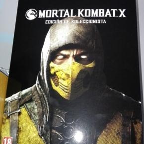 Mortal Kombt Edicion de coleccionista