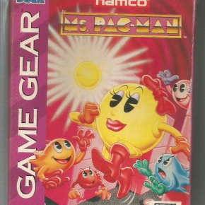 Ms. Pac Man (USA)!