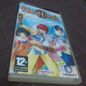 TALES OF ETERNIA PSP PSX PS1 CLÁSICO RPG ROL JUEGO COLECCION