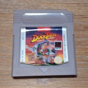 Duck Tales Pal esp GB