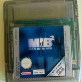 MIB Men in Black 2 Game boy color