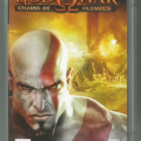 God of War: Chains of Olympus (PAL)
