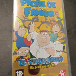 Padre de Familia El Videojuego PAL ESP Nuevo
