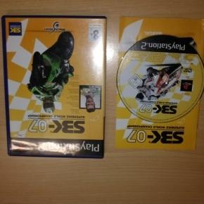 SBK 07 PlayStation 2