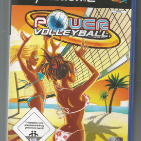 Power Volleyball (PAL)/
