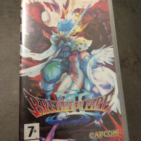 Breath of Fire III PAL ESP Nuevo