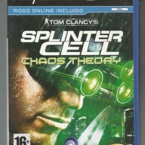 Splinter Cell Chaos Theory (PAL)