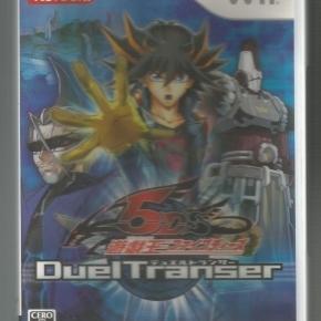 Yu-Gi-Oh! 5D's Dual Transfer