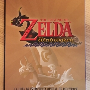 The Legend of Zelda The Wind Waker Guía Completa Oficial, Piggyback