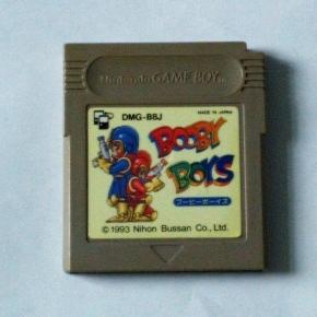 GAMEBOY BOBBY BOYS RARO GAME BOY
