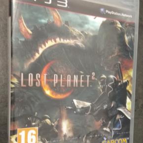 Lost Planet 2 PAL ESP PS3 Nuevo.
