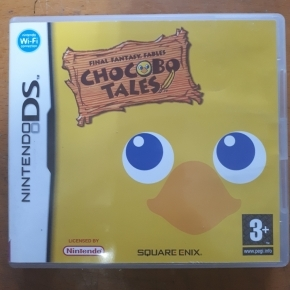 FINAL FANTASY CHOCOBO TALES