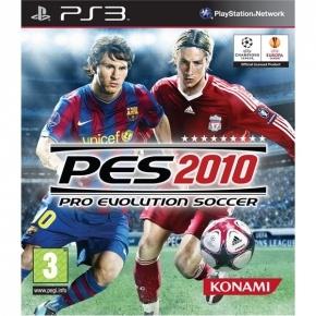 Pro evolution 2010