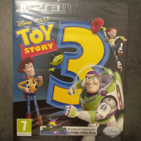 Toy Story 3 PAL ESP PS3 Nuevo