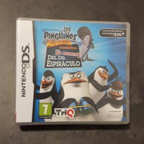 Los pingüinos de Madagascar El regreso del Dr. Espiráculo