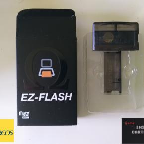 Everdrive GBA EZ flash Omega