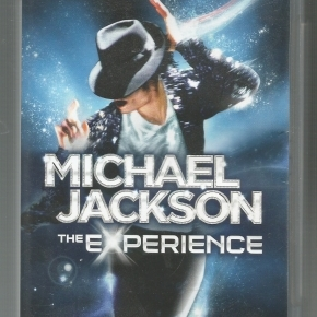 Michael Jackson The Experience (PAL)-