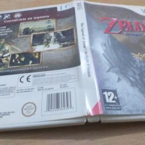 The Legend Of Zelda Twilight Princess * Wii Pal España completo