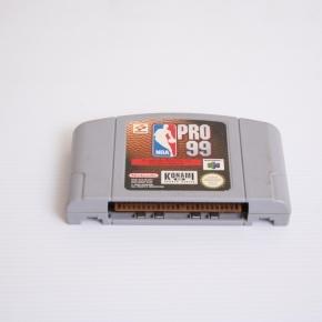 NBA Pro 99 Esp N64