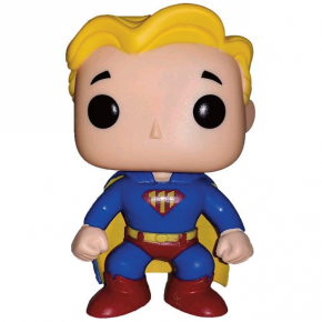 Fallout POP! Games Vinyl Figura Vault Boy Toughness