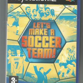 Let's make a Soccer Team! (PAL)
