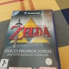 The Legend of Zelda Collector's Edition GC