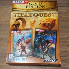Titan Quest Gold Edition PC esp