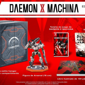 Daemon X Machina Orbital edition