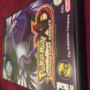 Pokémon XD Tempestad Oscura Nintendo Gamecube