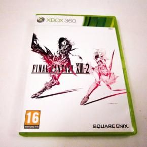 Final Fantasy XIII-2 Microsoft Xbox 360
