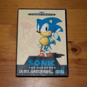 Sonic The Hedgehog Pal Esp Completo